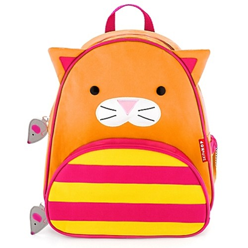 SKIP*HOP Zoo Pack Little Kid Backpack in Cat
