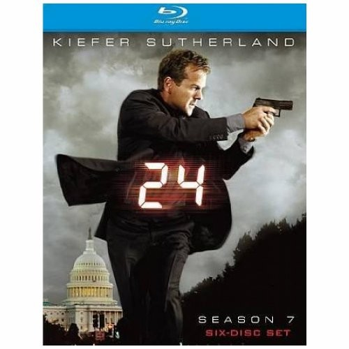 24 SEASON 7 (6DISC/BLU)