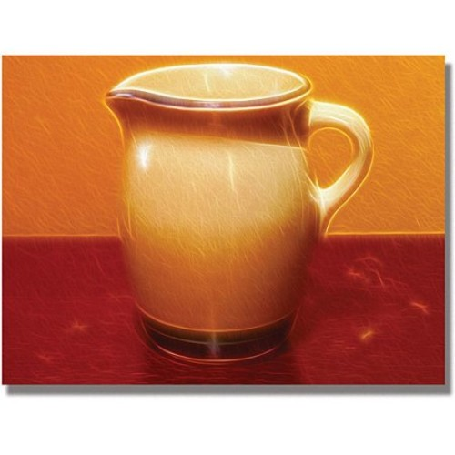 Pitcher by Kathie McCurdy, 35x47-Inch Canvas Wall Art [35 by 47-Inch]