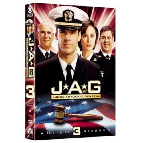 JAG: The Third Season [6 Discs]