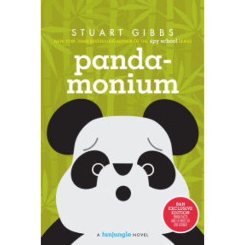 Panda-monium (B&N Exclusive Edition) (FunJungle Series #4)