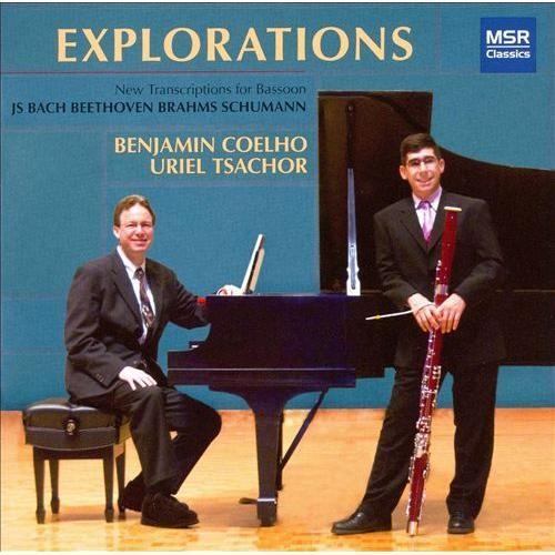Explorations [CD]