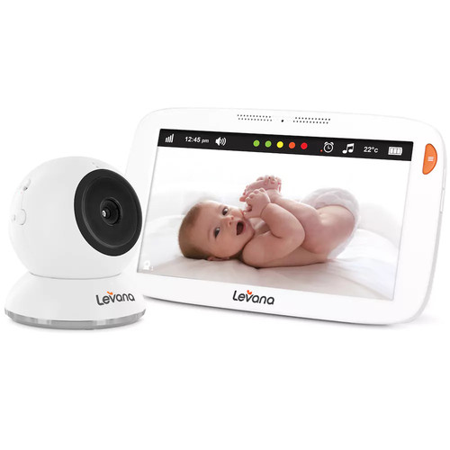 Levana Amara 7-in. Touchscreen Video Baby Monitor & Camera