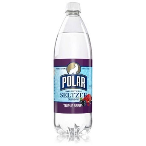 Polar Triple Berry Seltzer 1L