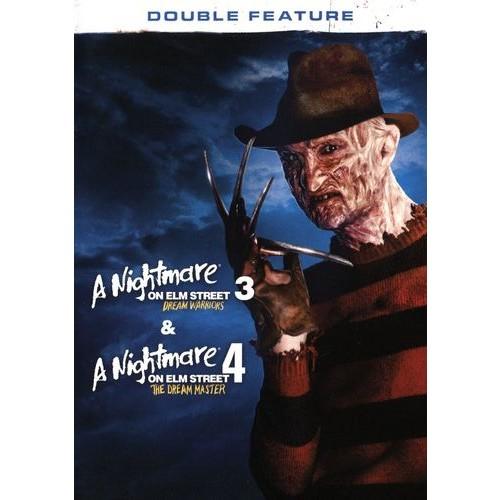 A Nightmare on Elm Street 3/A Nightmare on Elm Street 4 [DVD]