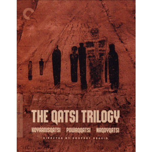 The Qatsi Trilogy [Criterion Collection] [3 Discs] [Blu-ray]