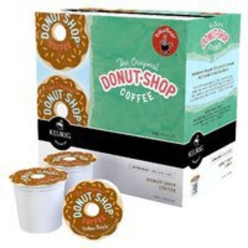Keurig The Original Donut Shop Coffee Medium Roast Coffee K-Cup pods 108ct