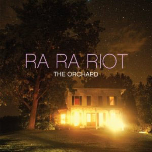 The Orchard The Ra Ra Riot Audio Compact Disc