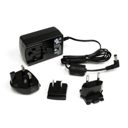 StarTech 12V DC 1.5A Universal Power Adapter - 12V DC - 1.5A For KVM Switch