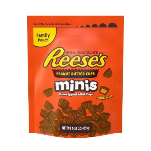Reese's Peanut Butter Cups Minis - 14.8oz