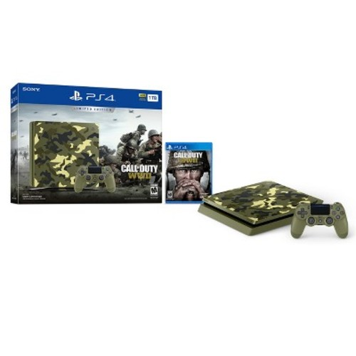 PlayStation 4 Limited Edition Call of Duty: WWII Bundle
