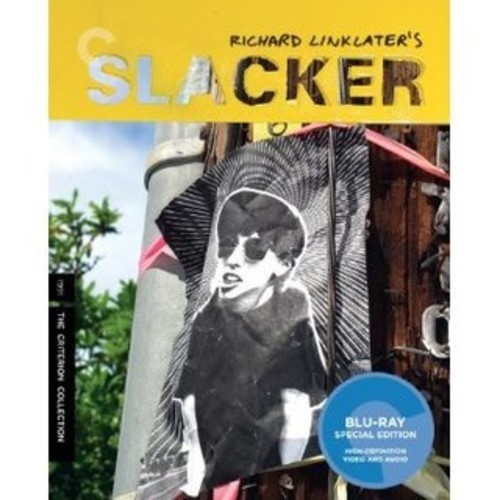 Slacker [Criterion Collection] [Blu-ray] [1991]