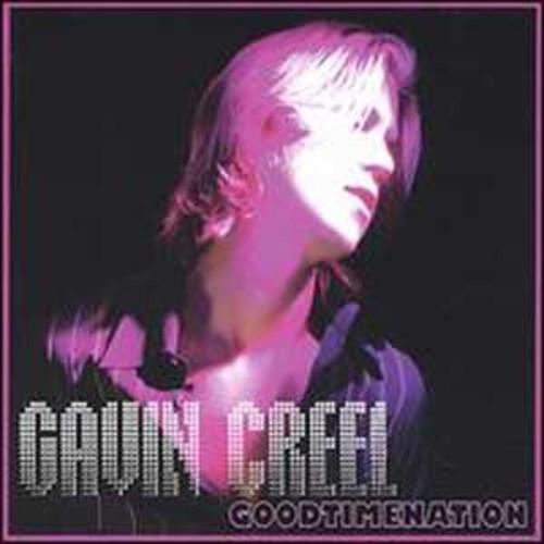 Goodtimenation By Gavin Creel (Audio CD)