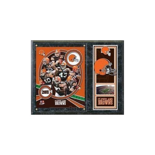 Cleveland Browns 2011 Team Composite Plaque