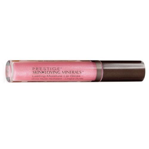 Prestige Skin Loving Minerals Lip Gloss, Lasting Moisture, Tender Pink MMG-03, 0.09 fl oz (2.9 ml)