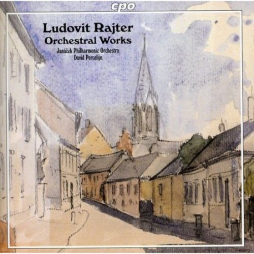 Orchestral Works - CD