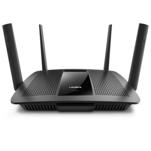 Linksys AC2600 Max-Stream MU-MIMO Gigabit WiFi Router, EA8500