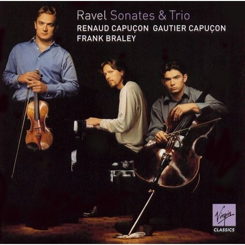 Ravel: Piano Trio / Sonata for Violin & Piano / For Violin & Cello / Posthumous Sonata