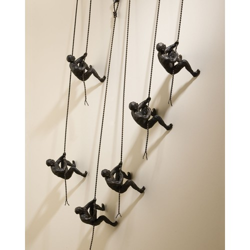 Climbing Men Wall Decor
