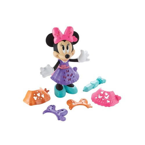 Disney's Minnie Mouse Stencil N' Style Minnie by Fisher-Price