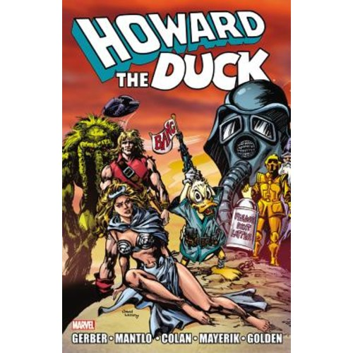 Howard the Duck : The Complete Collection Vol. 2