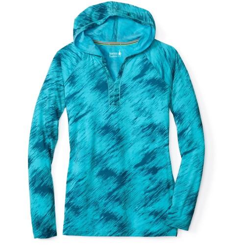 Merino 150 Pattern Hoodie - Women's