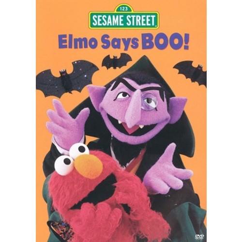 Sesame Street - Elmo Says Boo: Karin Young Shiel, Emily Squires, Lisa Simon, Jon Stone, Julia Roberts, Lillias White, Kevin Clash, Jerry Nelson, Annie Evans, Emily Kingsley, Mark Saltzman, Nancy Sans: Movies & TV