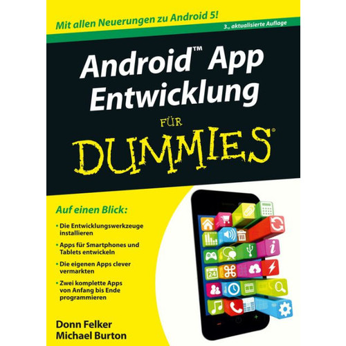 Android App Entwicklung fr Dummies