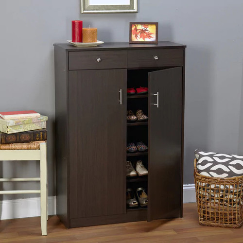 Simple Living Bookshelves & Bookcases Simple Living Rence Shoe Cabinet
