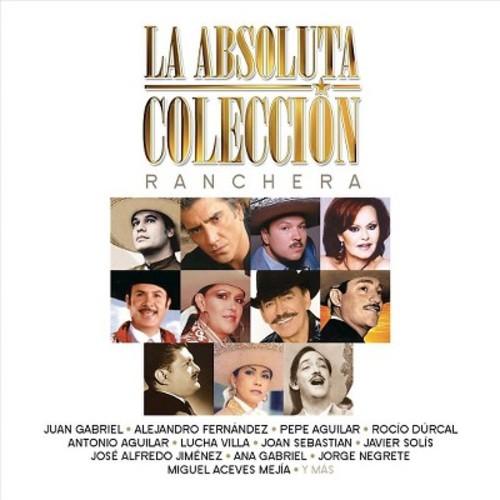 La Absoluta Coleccion de La Cancion Ranchera [CD]