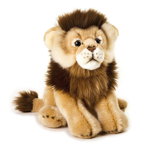 National Geographic Lelly Plush - Lion