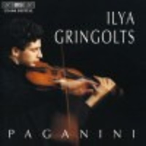 Paganini Violin Works - CD