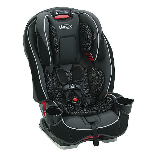 Graco SlimFit All-in-One Convertible Car Seat - Camelot