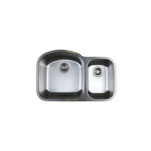 Blanco BL441022 Stellar 1.6 Bowl Undermount Sink, Refined Brushed [Stainless Steel]