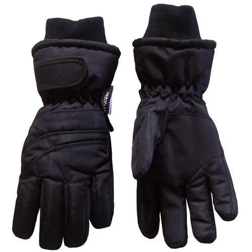NICE CAPS Kids Bulky Thinsulate and Waterproof Ski Glove With Ridges