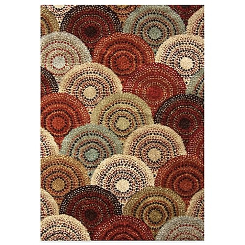 Aria Rugs Parker 5-Foot 3-Inch x 7-Foot 6-Inch Rug
