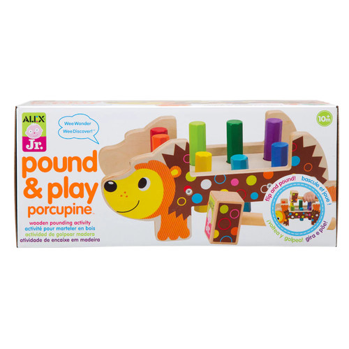 ALEX Jr. Pound & Play Porcupine