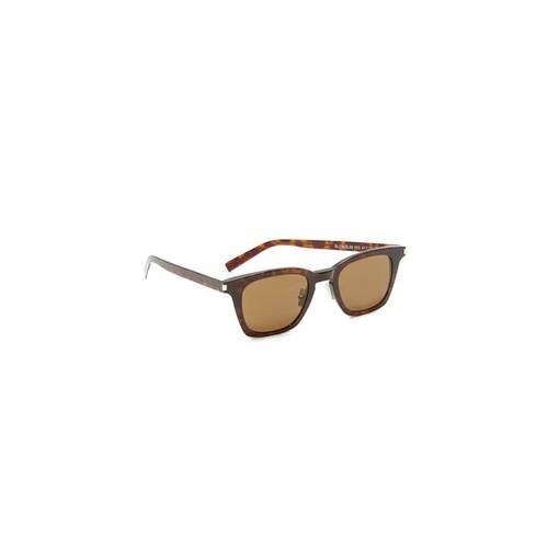 SAINT LAURENT Sl 138 Slim Sunglasses