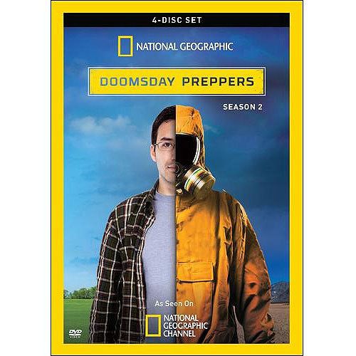 Doomsday Preppers: Season 2 [4 Discs] [DVD]