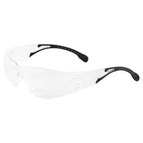 ERB I-Fit Flex, Black Temple/Clear Lens