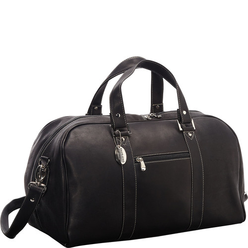 David King & Co. Deluxe A Frame Duffel, Black, One Size [Black]