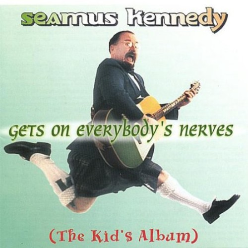 Gets on Everybody's Nerves [CD]