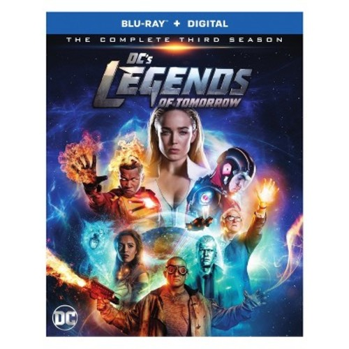 DC Legends of Tomorrow: The Complete Third Season (Blu-ray)