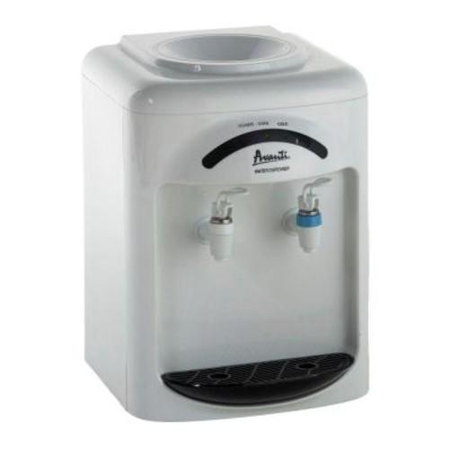 Avanti Countertop Water Dispenser in White