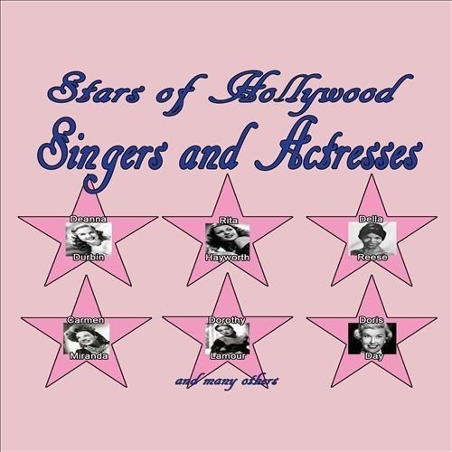 Stars of Hollywood: Singers and Actresses By Various Artists (Audio CD)