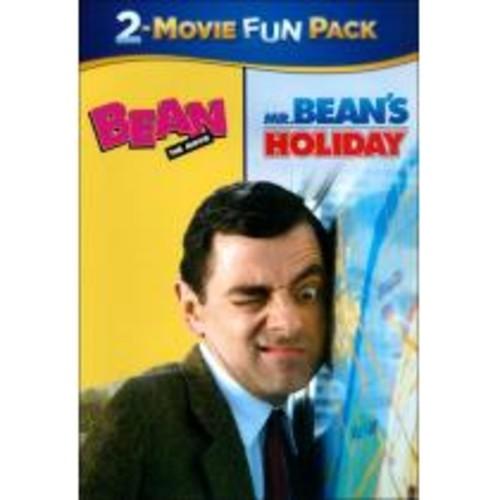Bean 2-Movie Family Fun Pack [DVD]