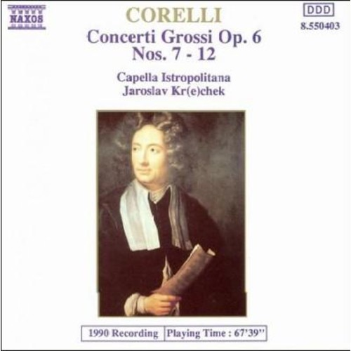 Various - Corelli: Concerti Grossi Op. No. 7