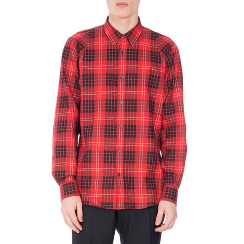 Corbin Plaid Twill Shirt