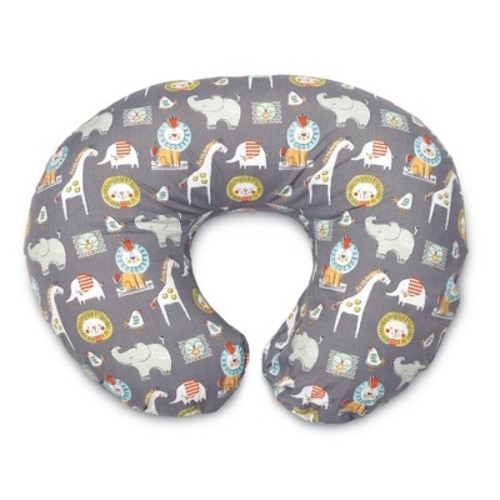 Boppy Sketch Slate Nursing Pillow and Positioner - Gray