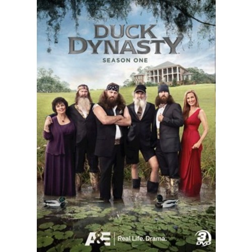 Duck Dynasty: Season 1 [3 Discs] (DVD)